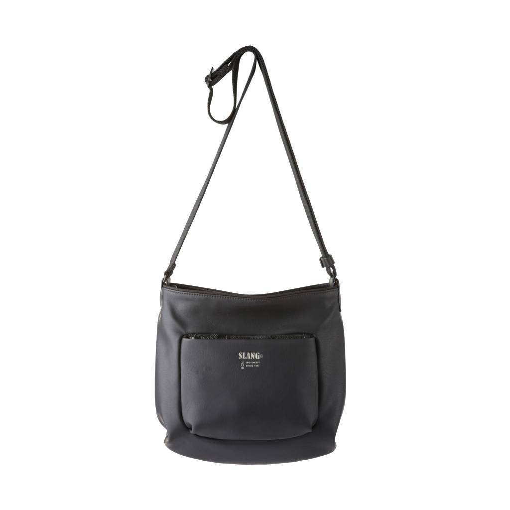 Slang Slang All Together Big Cross Bag - Black