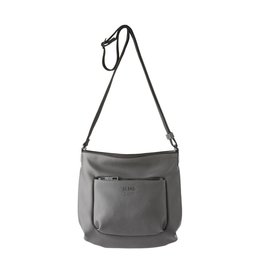 Slang Slang All Together Big Cross Bag - Grey