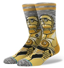 Stance Stance Star Wars Collection - Android Grey