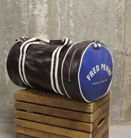 Fred Perry Fred Perry Classic Barrel Bag - Chocolate