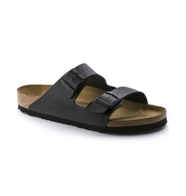 Birkenstock Birkenstock Arizona Birko-Flor (Men) - Black