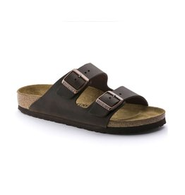 Birkenstock Birkenstock Arizona Oiled Leather (Men - Regular) - Havana