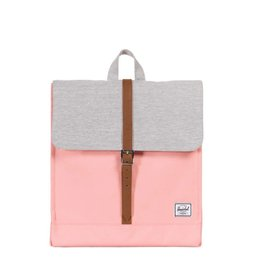 Herschel Supply Co. Herschel City - Peach/Light Grey Crosshatch/Tan