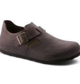 Birkenstock Birkenstock London Oiled Leather (Regular) - Havana