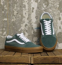 Vans Vans Old Skool - Duck Green/Gum