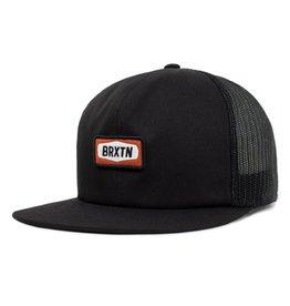 Brixton Brixton Rockford Mesh Cap - Black