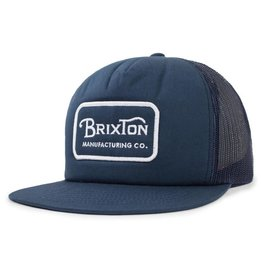 Brixton Brixton Grade Mesh Cap - Light Navy