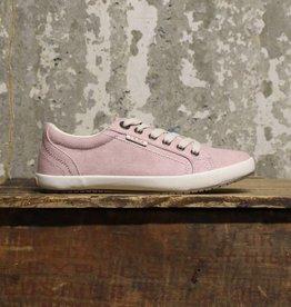 Täōs Täōs Star - Pink Washed Canvas