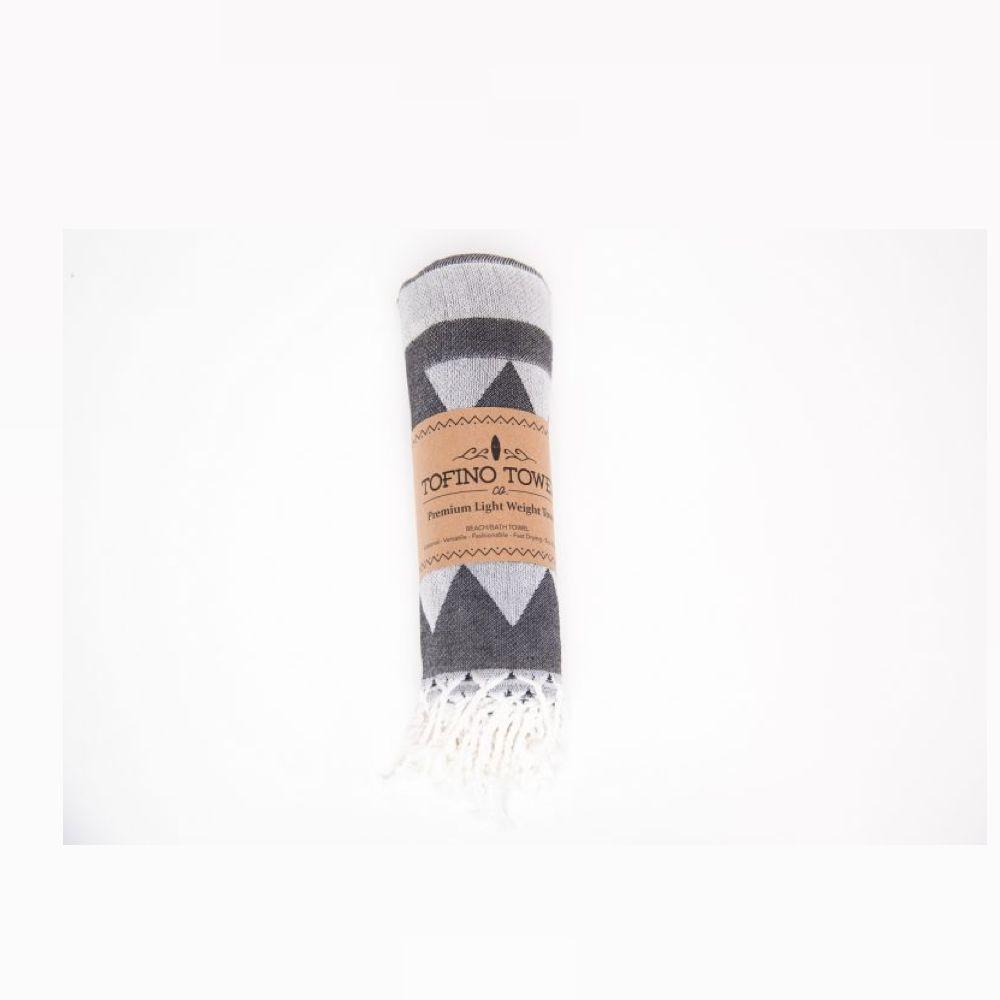 Tofino Towel Co. Tofino Towel The Lonecone - Dark Grey
