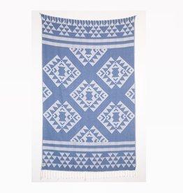 Tofino Towel Co. Tofino Towel The Lonecone - Light Blue