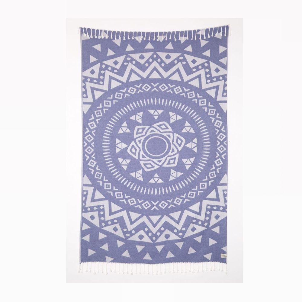 Tofino Towel Co. Tofino Towel The Radar - Dark Blue