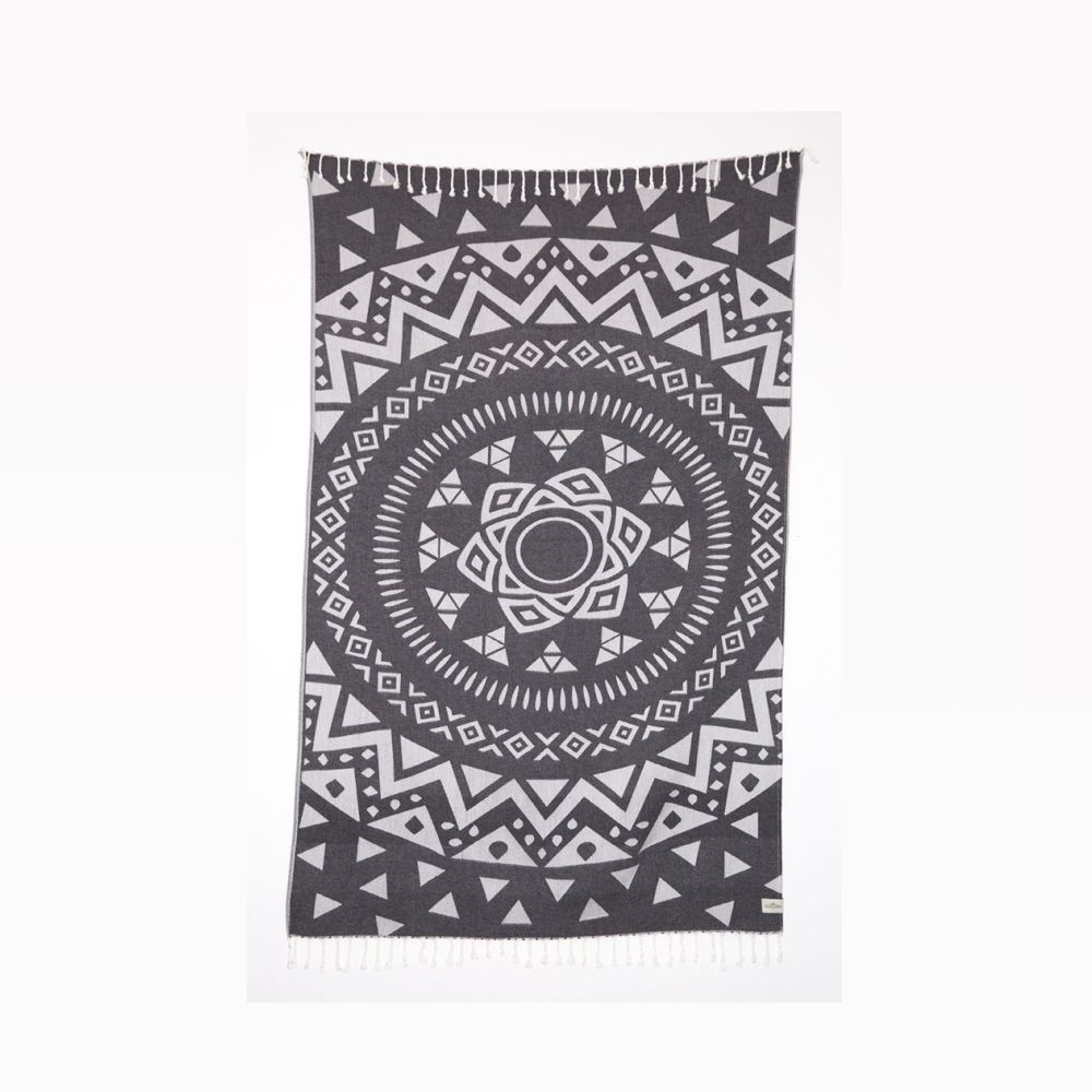 Tofino Towel Co. Tofino Towel The Radar - Dark Grey