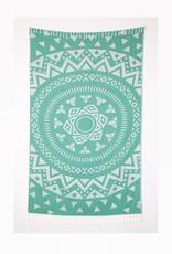 Tofino Towel Co. Tofino Towel The Radar - Turquoise