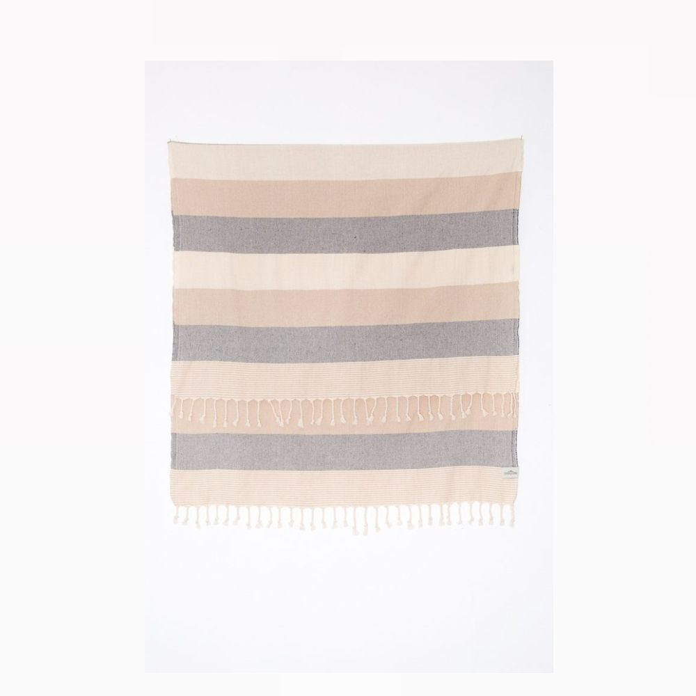 Tofino Towel Co. Tofino Towel The Tidal - Shades of Beige