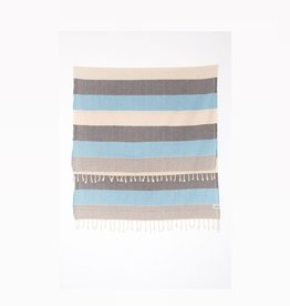 Tofino Towel Co. Tofino Towel The Tidal - Shades of Blue