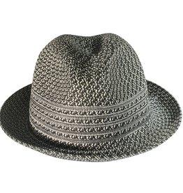 Canadian Hat Canadian Hat Harrie - Black Mix