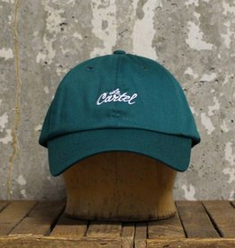 Le Cartel Le Cartel Dad-Hat Established MTL - Green