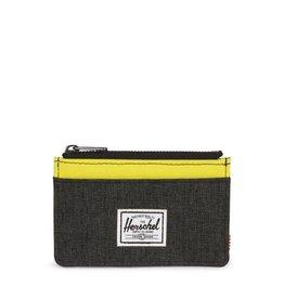 Herschel Supply Co. Herschel Oscar Wallet - Black/Evening/RFID