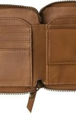 RVCA RVCA Zip Around Wallet - Tan