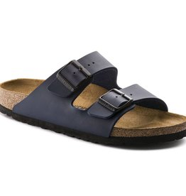 Birkenstock Birkenstock Arizona Birko-Flor (Women - Narrow) - Blue