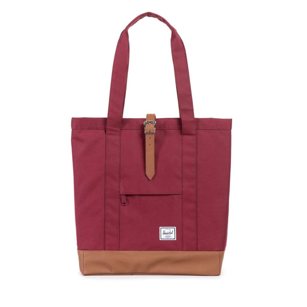 Herschel Supply Co. Herschel Market Windsor Wine/Tan