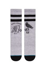 Stance Stance Lifes a Grave - Grey