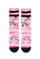 Stance Stance Alligator Pie - Pink