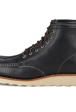 Red Wing Red Wing Women's 6-Inch Moc 3373 - Black Boundary Leather