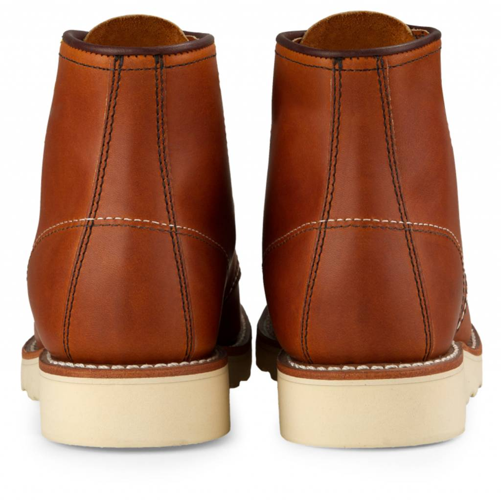 Red Wing Red Wing Women's 6-Inch Moc 3375 - Oro Legacy Leather