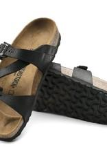 Birkenstock Birkenstock Salina Leather (Femmes - Étroit) - Black