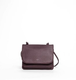 Colab Colab Pebble Smalls Crossbody Caryall (#6043) - Wine