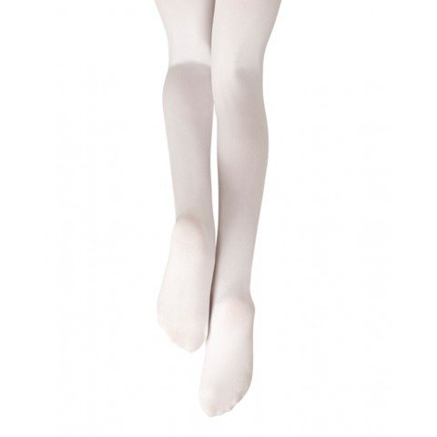 Capezio Ultra Shimmery Footed-Child 1808C