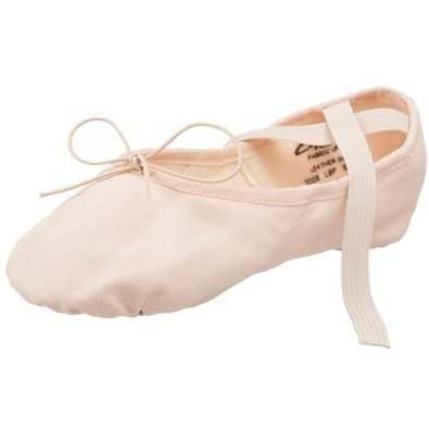 Capezio Canvas Juliet-Child 2028C