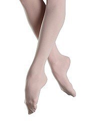 Bloch Endura Footed T0920L