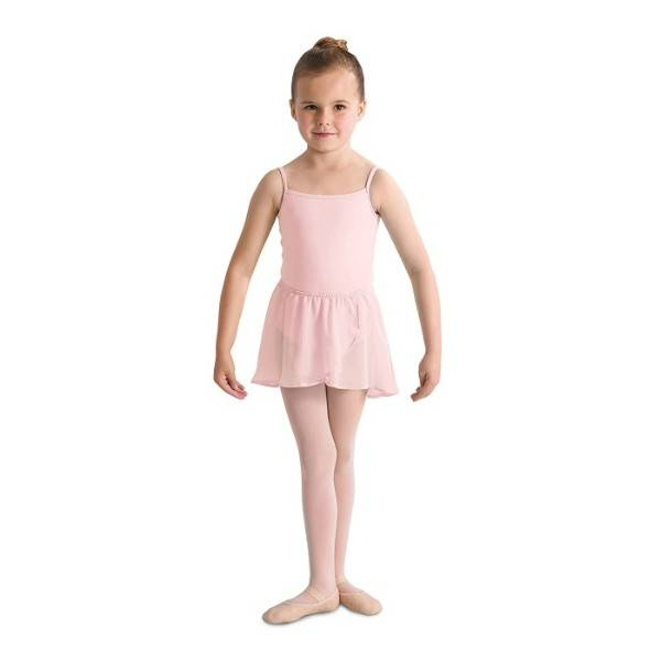 Bloch Skirted Cami Leo CL8257