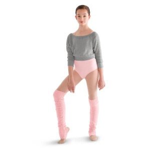 Bloch CW6940 Thigh High Knit Leg Warmers