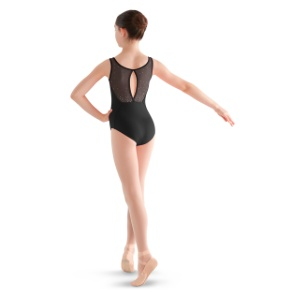 Bloch Keyhole Back Tank Leotard CL9505S
