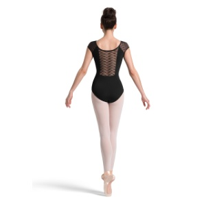 Bloch M5058LM Wave Mesh Cap Sleeve