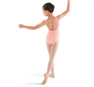 Bloch Open Back Tank Leotard M353C