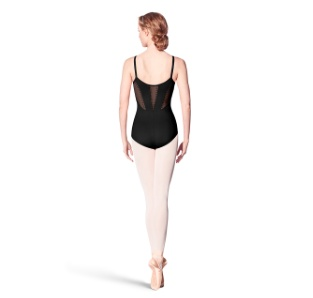 Bloch Studded Panel Back Cami Leotard TWL8840