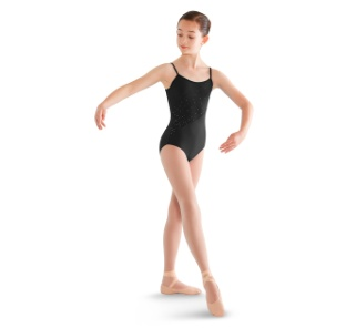 Bloch Panel Sprinkle Cami Leo CL9517S