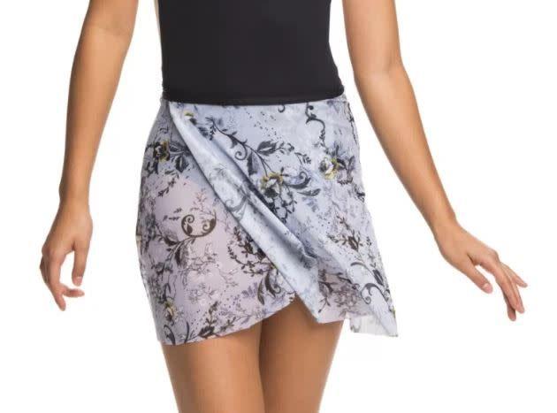 Ainsliewear Wrap Skirt 501VS