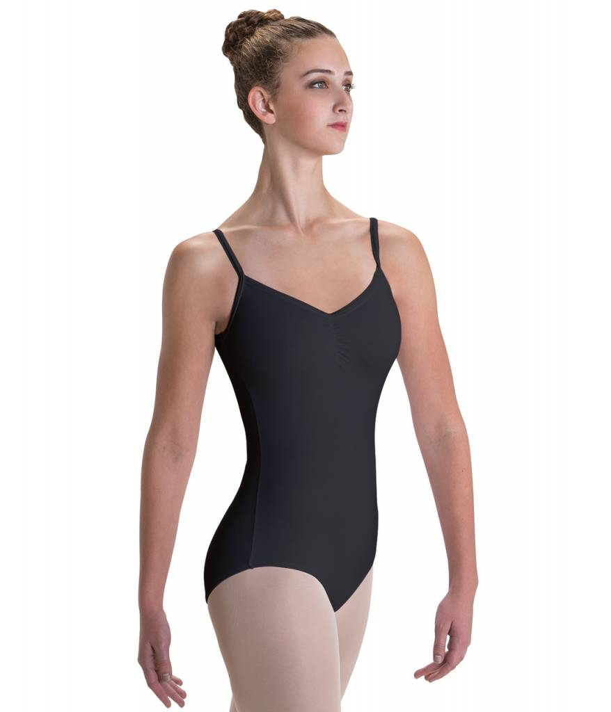 Motionwear MW17 ONLINE ONLY ChildPinch Front, 6 Strap Back Cami Leotard 2572
