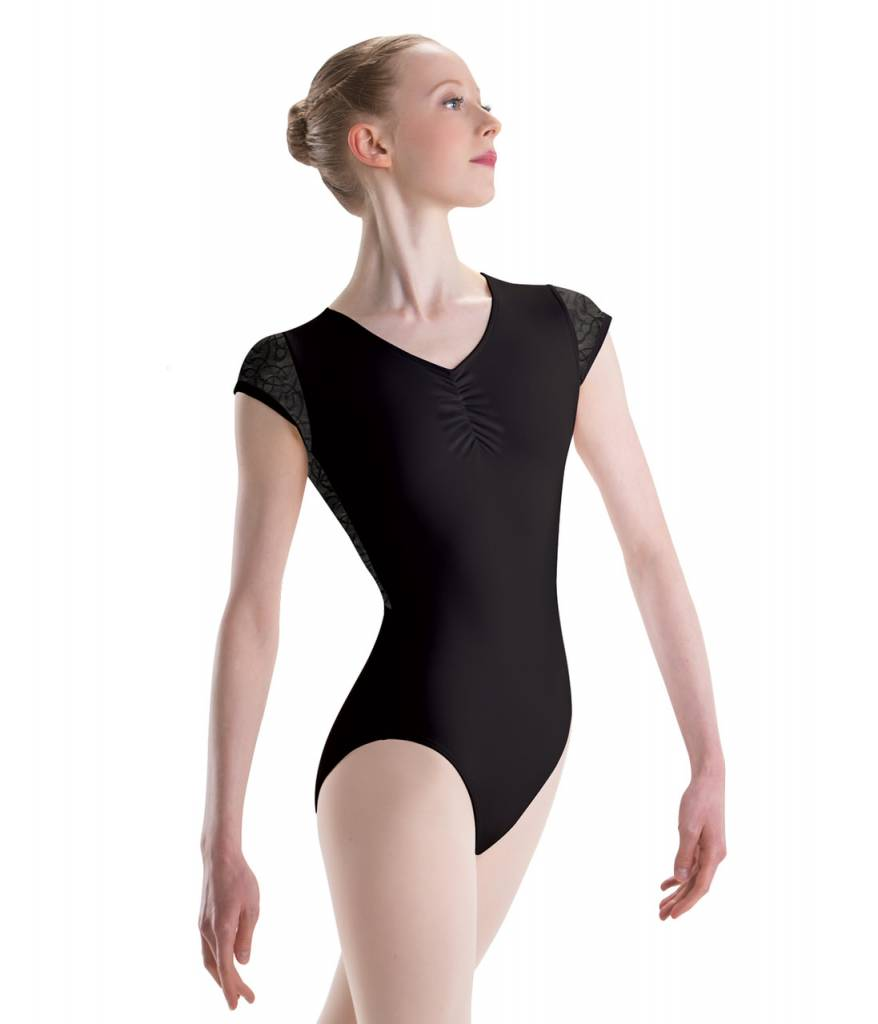 Motionwear MW17 ONLINE ONLY Adult Open Wrap Back Leotard 2781