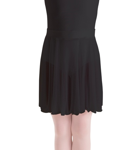 Motionwear MW17 Pull On Chiffon Skirt 1000
