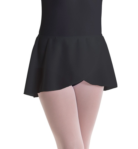 Motionwear MW17 Child Pull on Wrap Skirt 1028