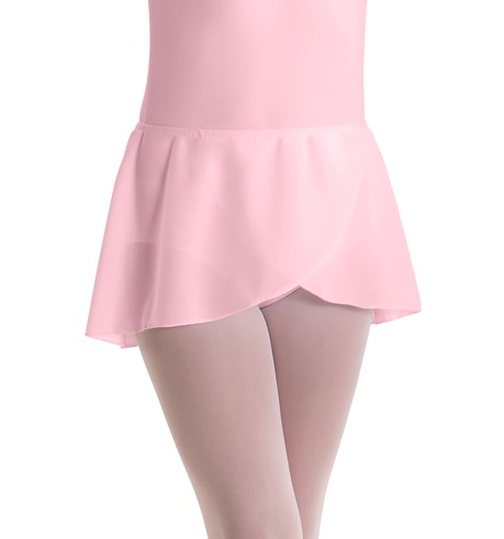 Motionwear MW17 ONLINE ONLY Child Pull on Wrap Skirt 1028