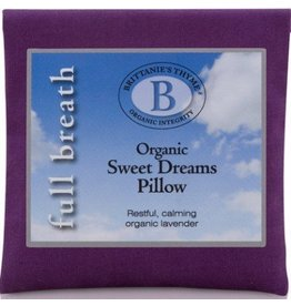 Full Breath Sweet Dreams Pillow