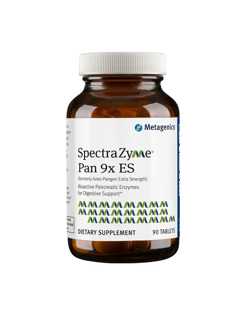 SpectraZyme® Pan 9x ES 90 ct