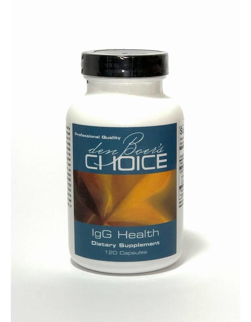 IgG Health 120 ct